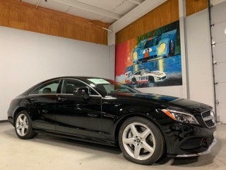 Image for 2018 Mercedes-Benz CLS-Class CLS 550 4MATIC ID: 165647