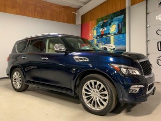 Image for 2016 INFINITI QX80 Base ID: 165680