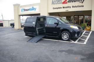 Image for 2020 Toyota Sienna XLE ID: 1041822
