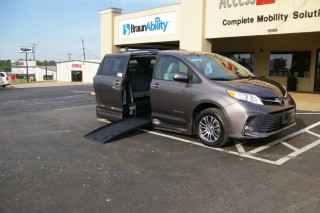 Image for 2020 Toyota Sienna XLE ID: 1540432