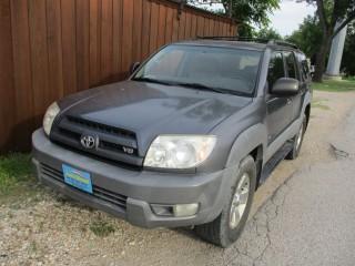 Image for 2003 Toyota 4Runner SR5 ID: 179412