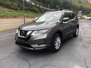 Image for 2018 Nissan Rogue SV ID: 2263060