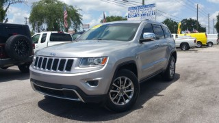 Image for 2014 Jeep Grand Cherokee Limited ID: 1510094