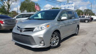 Image for 2018 Toyota Sienna XLE ID: 597991