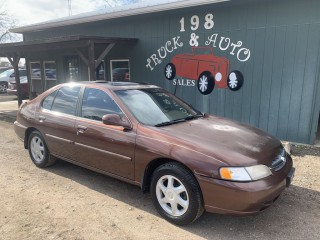 Image for 1998 Nissan Altima XE ID: 191957