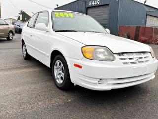 Image for 2005 Hyundai Accent GS ID: 188118
