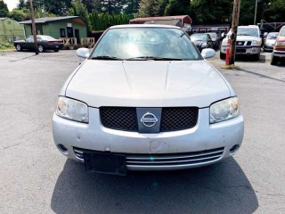 Image for 2006 Nissan Sentra 1.8 ID: 1969107