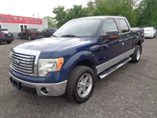 Image for 2010 Ford F-150 Supercrew ID: 1680475