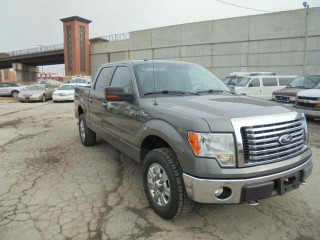 Image for 2012 Ford F-150 XLT SuperCrew Stylesi ID: 186064
