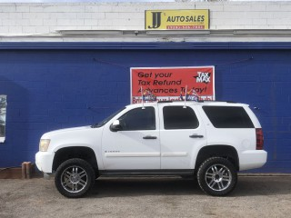 Image for 2007 Chevrolet Tahoe 1500 ID: 1052094