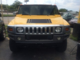 Image for 2004 HUMMER H2  ID: 190191