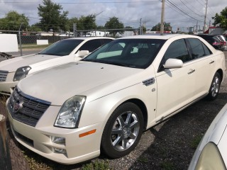Image for 2008 Cadillac STS  ID: 192217
