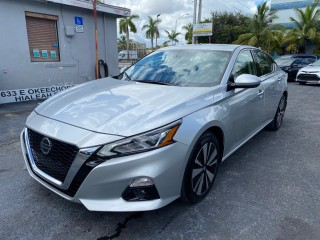 Image for 2019 Nissan Altima SV ID: 2279677