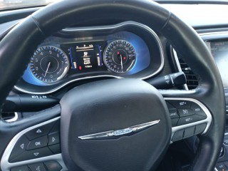Image for 2015 Chrysler 200 Limited ID: 1096451