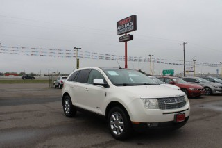 Image for 2008 Lincoln MKX  ID: 13214