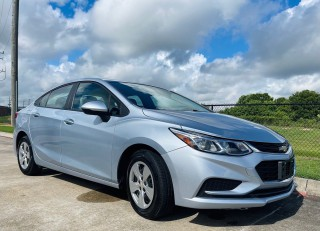 Image for 2017 Chevrolet Cruze LS ID: 1842549