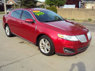 Image for 2010 Lincoln MKS  ID: 1648822