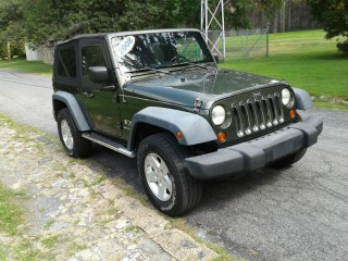 Image for 2008 Jeep Wrangler X ID: 2050883