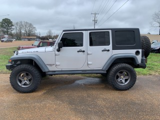 Image for 2007 Jeep Wrangler  ID: 198891