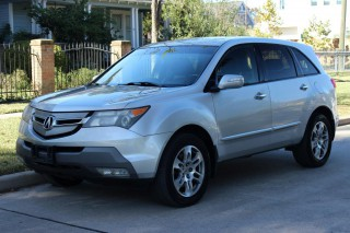 Image for 2007 Acura MDX Technology With Dvd ID: 196842