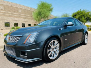 Image for 2014 Cadillac CTS 4 Door ID: 388423