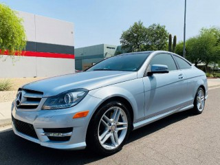 Image for 2013 Mercedes-Benz C-Class C 350 ID: 512242