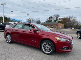 Image for 2014 Ford Fusion Se Hybrid ID: 215765