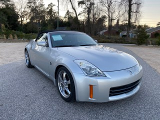 Image for 2007 Nissan 350Z Roadster ID: 215800