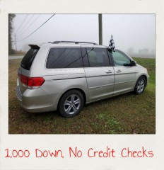 Image for 2008 Honda Odyssey Touring ID: 1164243