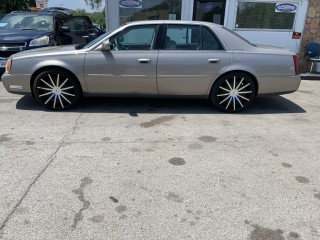 Image for 2004 Cadillac DeVille  ID: 208508