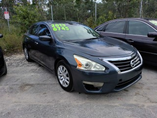 Image for 2013 Nissan Altima 2.5 ID: 2198242