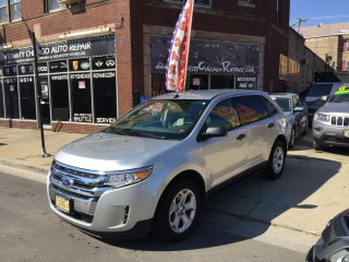 Image for 2014 Ford Edge SEL ID: 222124