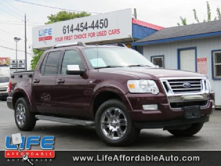 Image for 2007 Ford Explorer Limited ID: 216440