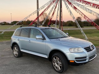 Image for 2005 Volkswagen Touareg 4.2 ID: 739859