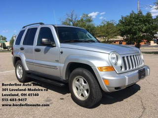Image for 2006 Jeep Liberty Sport ID: 221023