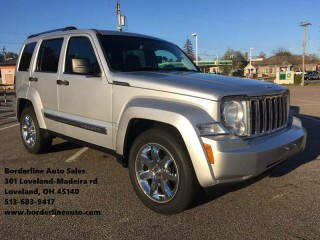 Image for 2010 Jeep Liberty Limited ID: 221046