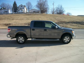 Image for 2009 Ford F-150 Supercrew ID: 217277