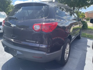 Image for 2009 Chevrolet Traverse LT ID: 1375195