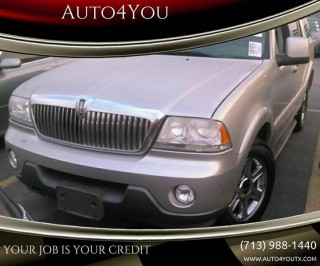 Image for 2005 Lincoln Aviator Luxury ID: 229804