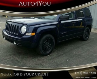 Image for 2015 Jeep Patriot Sport ID: 229825