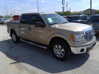 Image for 2012 Ford F-150 Supercrew ID: 1699199
