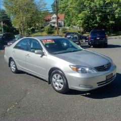 Image for 2002 Toyota Camry LE ID: 235153