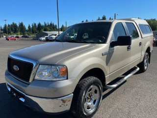 Image for 2008 Ford F-150 SuperCrew 139 XLT ID: 1822567