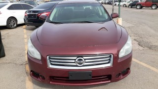 Image for 2013 Nissan Maxima 3.5 SV ID: 480320