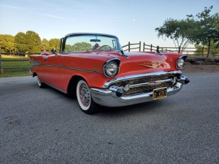 Image for 1957 Chevrolet Bel Air  ID: 239709