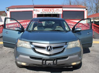 Image for 2007 Acura MDX Technology ID: 1049145