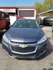 Image for 2014 Chevrolet Malibu LTZ ID: 63068