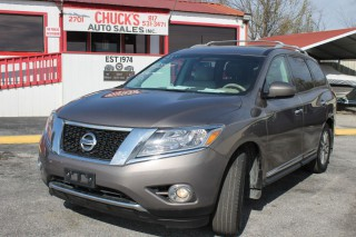 Image for 2013 Nissan Pathfinder S ID: 722547