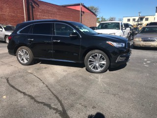 Image for 2017 Acura MDX Technology ID: 711225