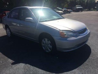Image for 2001 Honda Civic EX ID: 19120